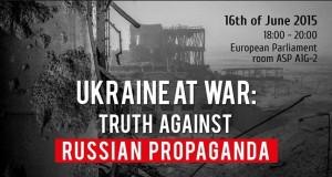 Ukraina et war EP