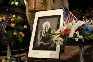 Pohřeb Milana Paumera