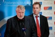 Den otevřených dveří europoslaneckých kanceláří v Praze