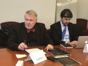 Persekuce právníků v Moldavsku, Ázerbajdžánu, Rusku a Kazachstánu, 20. února 2018